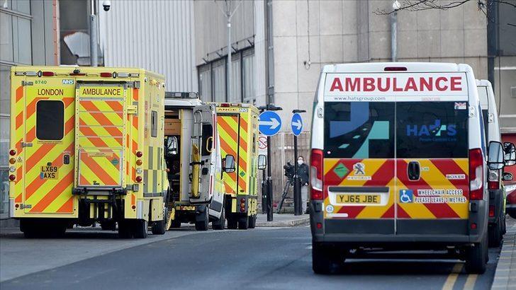 İngiltere'de koronavirüsten son 24 saatte bin 322 can kaybı