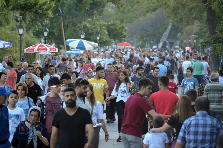Türkiye'de nüfusu en çok artan il Tekirdağ oldu