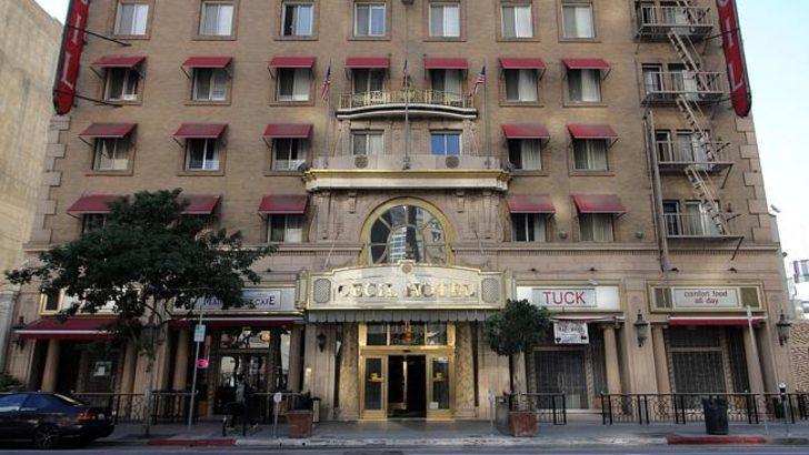 Los Angeles'ın kötü şöhrete sahip Cecil Oteli ve korku filmlerini aratmayacak tüyler ürperten hikayesi!
