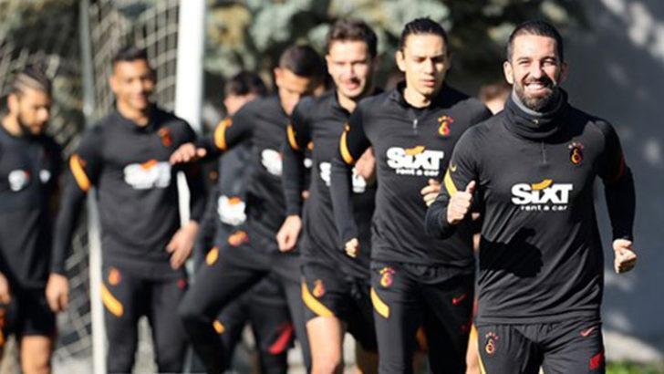 Galatasaray Fenerbahçe derbisine odaklandı