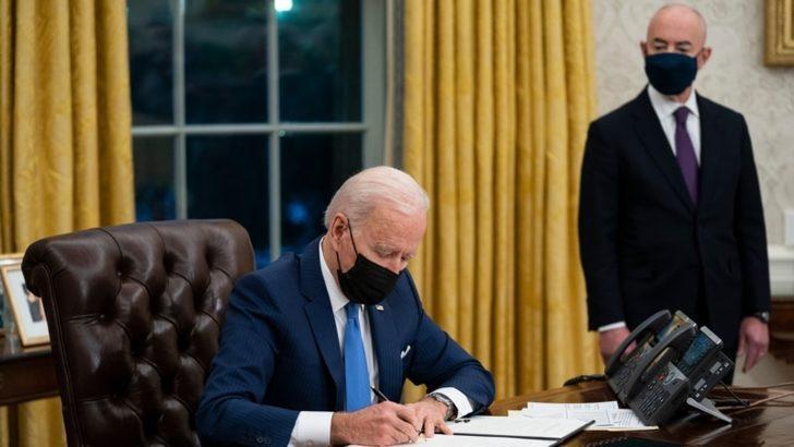 Biden'ın Göçmenlik Kararnameleri Muhafazakarları Endişelendirdi