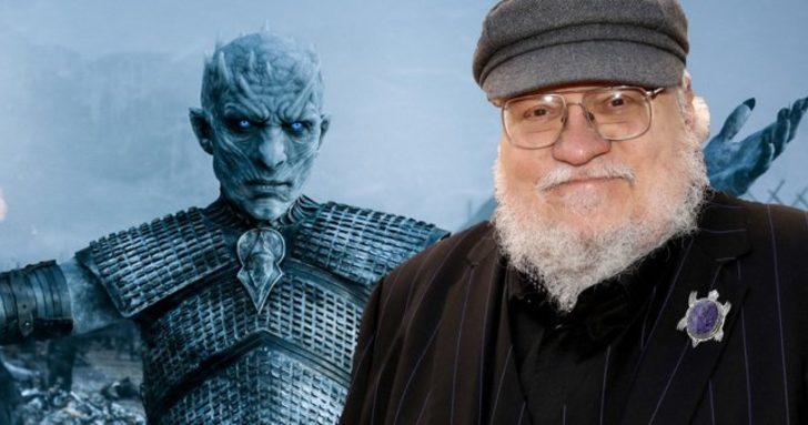 Game of Thrones'un yazarı ağır konuştu! 'Pislikler yüzünden...'