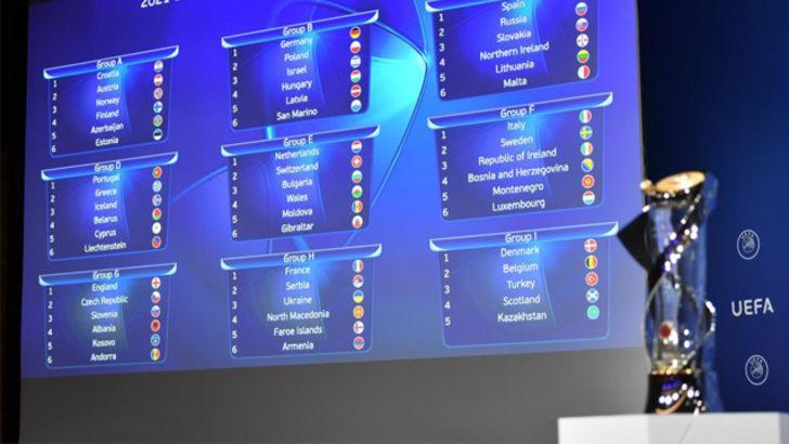 Ümit Milli Futbol Takımı'nın fikstürü belli oldu