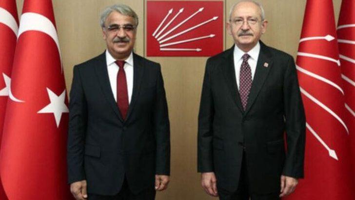 HDP Eş Başkanı Sancar CHP lideri Kılıçdaroğlu'nu ziyaret etti, 'Arayışımız demokrasi ittifakı' dedi