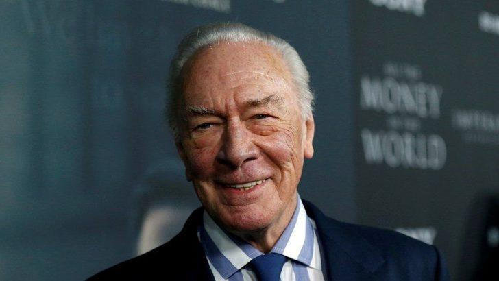 Neşeli Günler filminin ünlü aktörü Christopher Plummer 91 yaşında hayatını kaybetti
