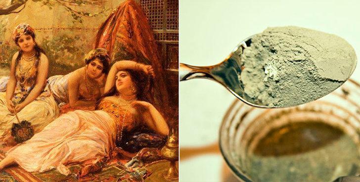 Dosyayı Açıyoruz: Osmanlı kadınlarının doğal mı doğal güzellik sırları
