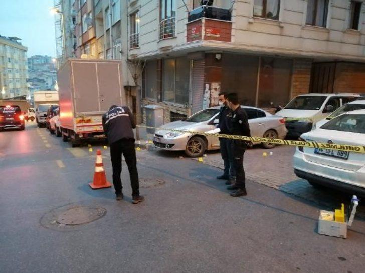 İstanbul'un göbeğinde dehşet: Araçtan inip kurşun yağdırdılar