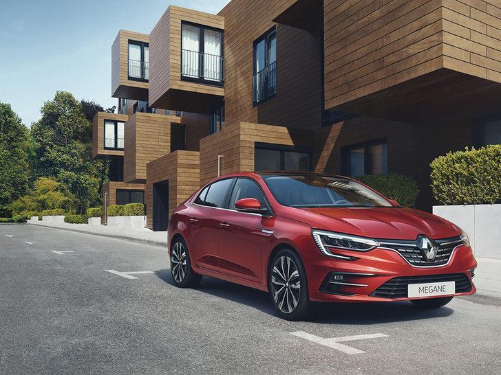 Yeni Renault Megane ortaya çıktı! Yeni Renault Megane Türkiye'de kaç paradan satılacak?