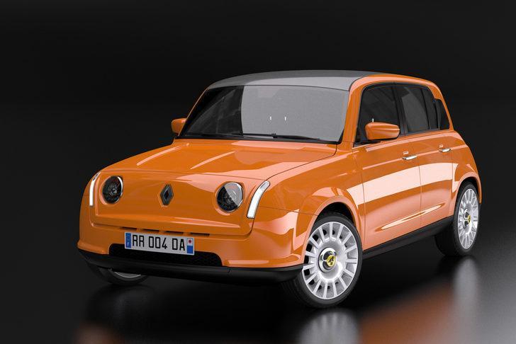 Klasik Renault 4 yeniden üretilecek mi?