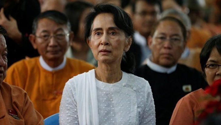 Myanmar lideri Su Çi'nin evine saldırı düzenlendi!