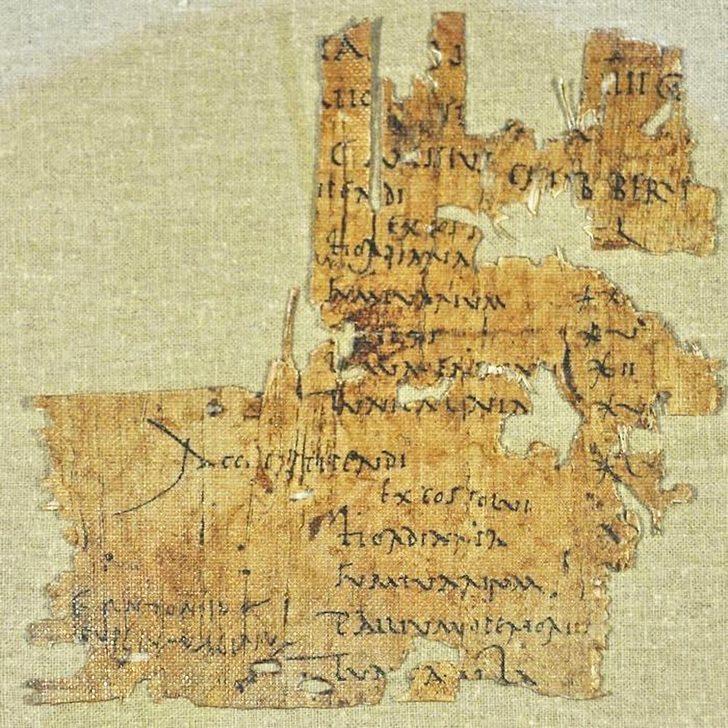 1900 yıllık maaş bordrosu Romalı askerin geçinemediğini gösterdi