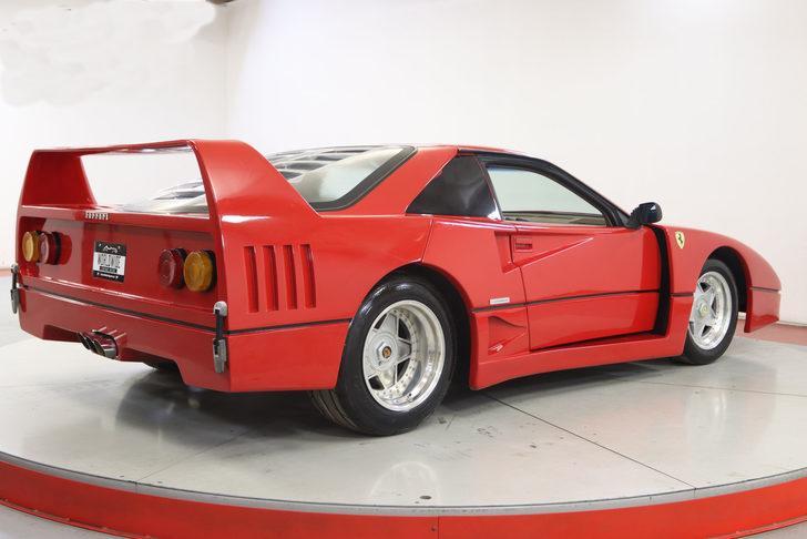 Replika Ferrari F40 sahibi olmak ister misiniz?