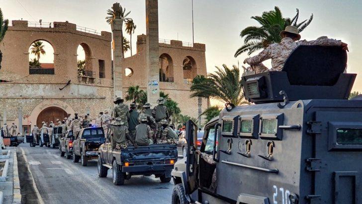 Güvenlik Konseyi Libya'daki Yabancı Askerlerin Çekilmesini İstedi