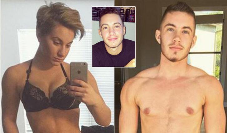 Cinsiyet değiştirdikten sonra ailesi tarafından terk edildi: Trans erkek Jamie Wilson'ın inanılmaz hikayesi
