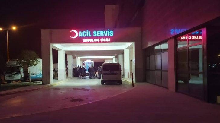 Mardin'de pansiyonda yangın çıktı, 1 kişi dumandan etkilendi
