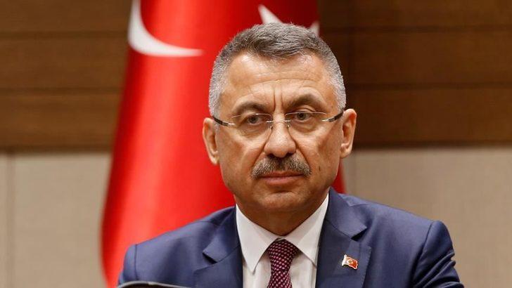 Cumhurbaşkanı Yardımcısı Oktay'dan çok sert açıklama: Rumlar Maraş'ı unutsun