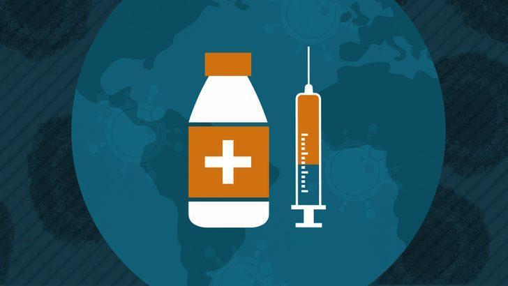 Covid aşı haritası: Hangi ülkede, kaç kişi aşılandı?