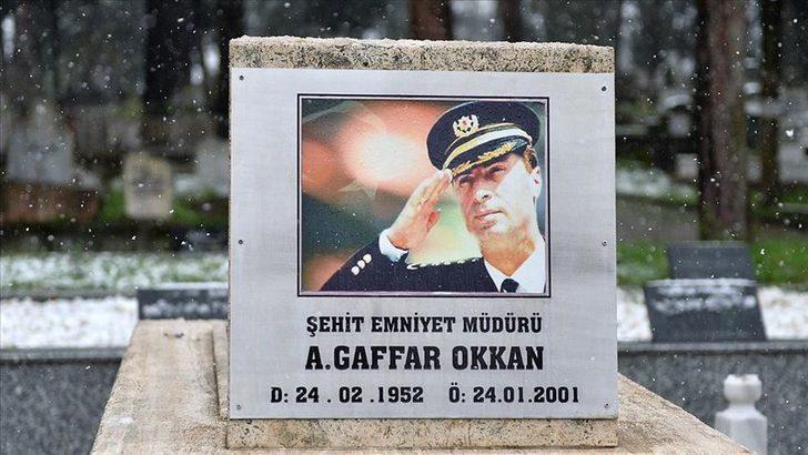 Şehit Emniyet Müdürü Gaffar Okkan dönemi, dizi oluyor