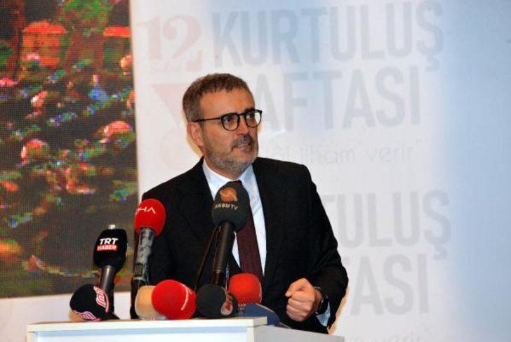 'Mahir Ünal'a saldırı' iddiasına emniyetten açıklama