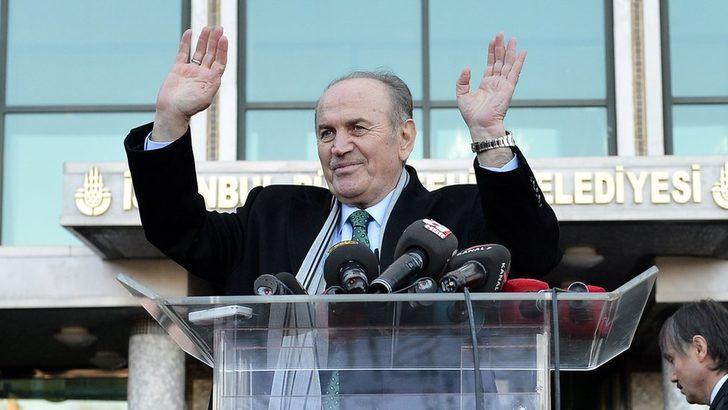 Kadir Topbaş: Üç kez İBB Başkanı seçilip istifa eden Erdoğan'ın yol arkadaşı