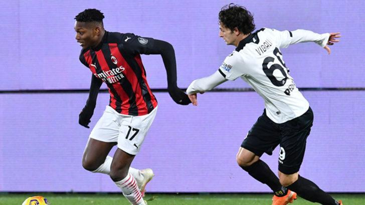 ÖZET | Spezia - Milan maç sonucu: 2-0