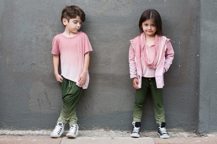 Çocuk kıyafetlerindeki cinsiyet ayrımını ortadan kaldıran marka sosyal medyanın gündemine oturdu!