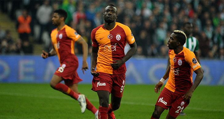 Mbaye Diagne'nin ilk golü Manchester United'a!
