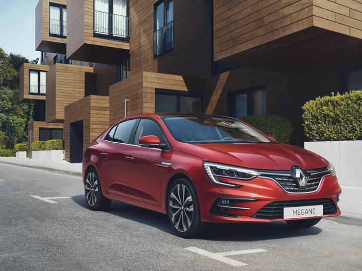2021 Renault Megane fiyatları belli oldu!