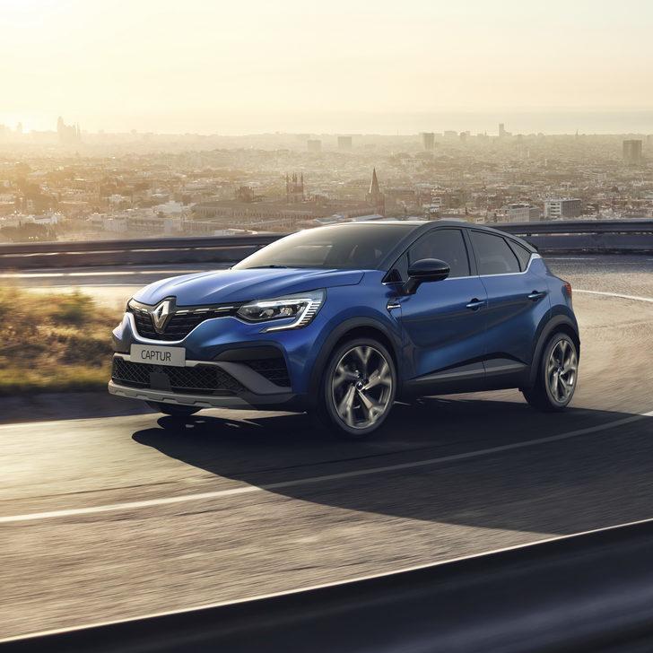 2021 Renault Captur RS Line ortaya çıktı