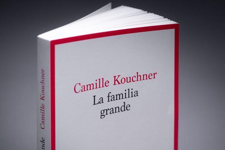 Fransa'yı sarsan 'ensest kitabı' skandalı!