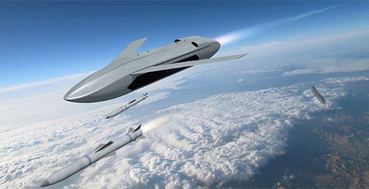 ABD'nin yeni 'taşıyıcı' drone'u gün yüzüne çıktı
