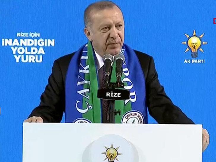 Son Dakika: Cumhurbaşkanı Erdoğan'dan Gara şehitleriyle ilgili açıklama