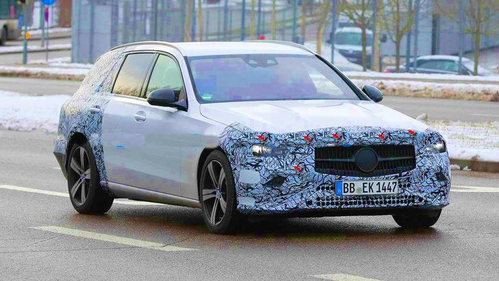 Mercedes, C Serisi modelini tanıtım görüntülerini paylaşmaya devam ediyor!