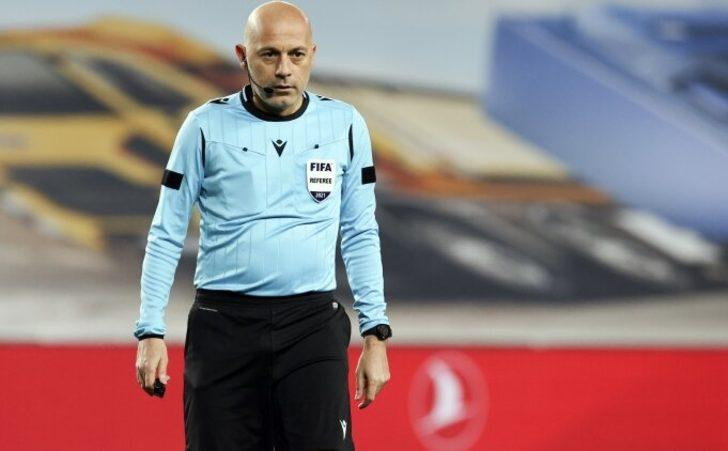 Cüneyt Çakır, Benfica - Arsenal maçını yönetecek