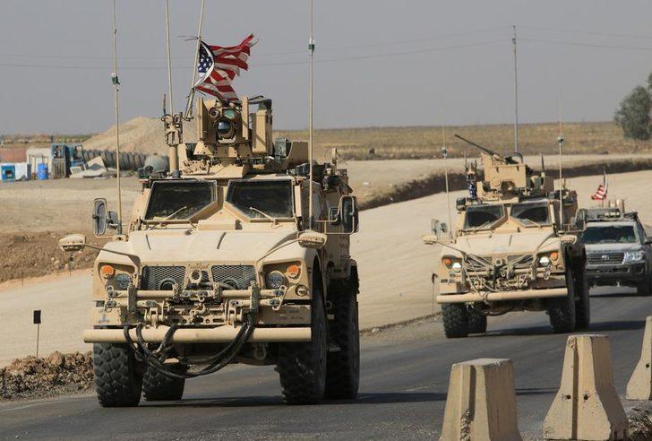 'ABD, Türkiye sınırına yeni üs kuruyor' iddiası