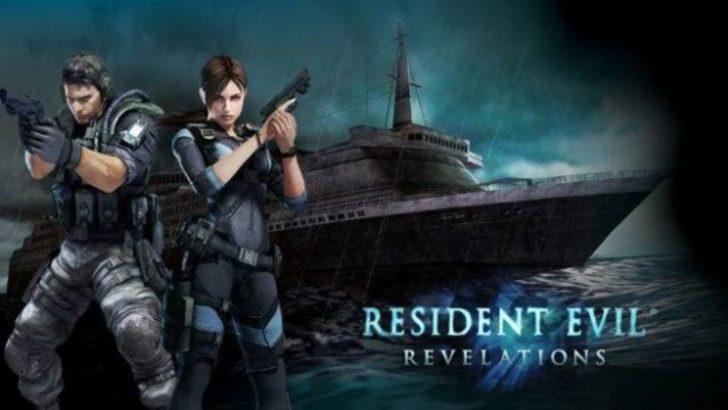 Resident Evil Revelations'ın Switch sürümleri olacak mı?