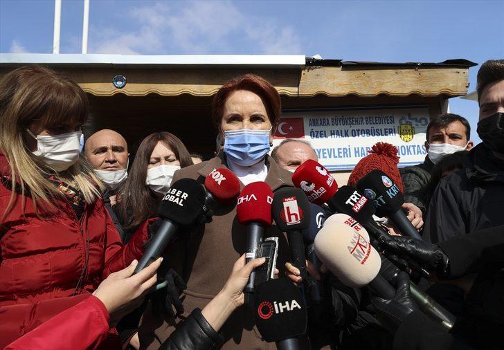 Akşener'den Gara operasyonuyla ilgili 'sorumluluk' açıklaması