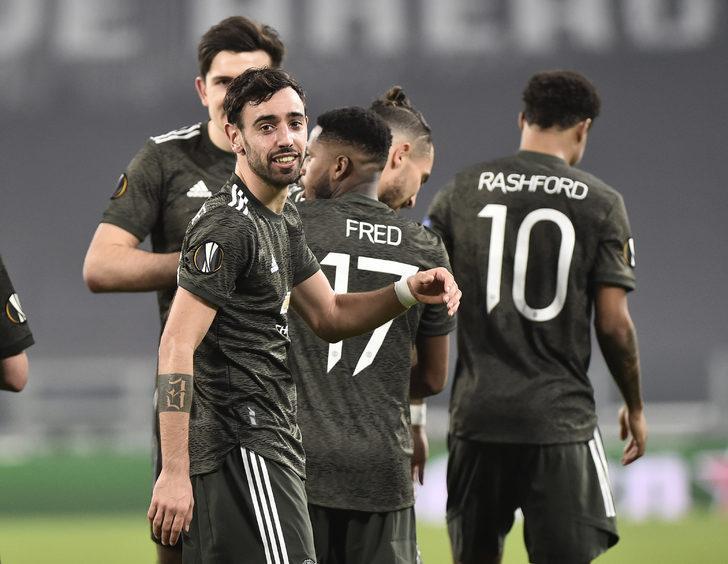 MAÇ SONUCU | Real Sociedad 0-4 Manchester United