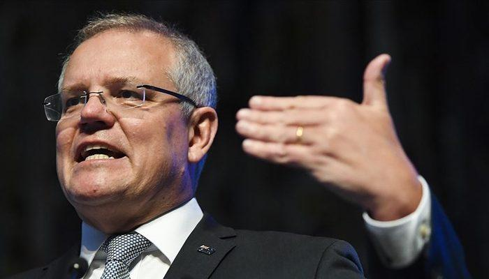Avustralya Başbakanı Morrison'dan Facebook'a tepki