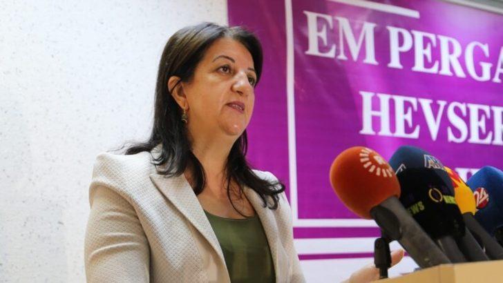 Dokuz HDP'li Milletvekili Hakkında Fezleke