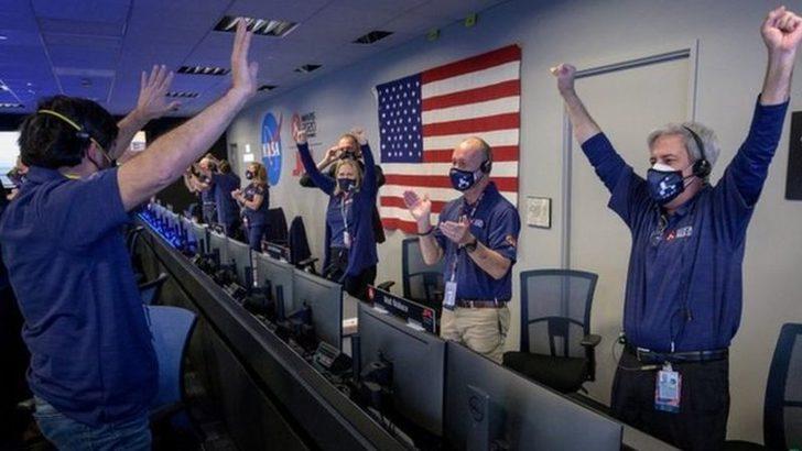 Mars: Dünya, NASA'nın uzay aracı Perseverance'dan gelecek yeni fotoğrafları bekliyor