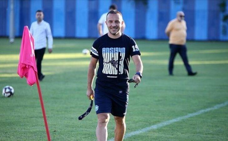 Altay maçı sonrası Adana Demirspor'da istifa!
