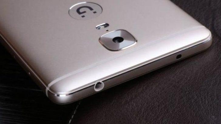 Gionee yeni telefonunu çok yakında tanıtacak