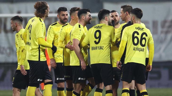 İstanbulspor'dan kural hatası iddiası