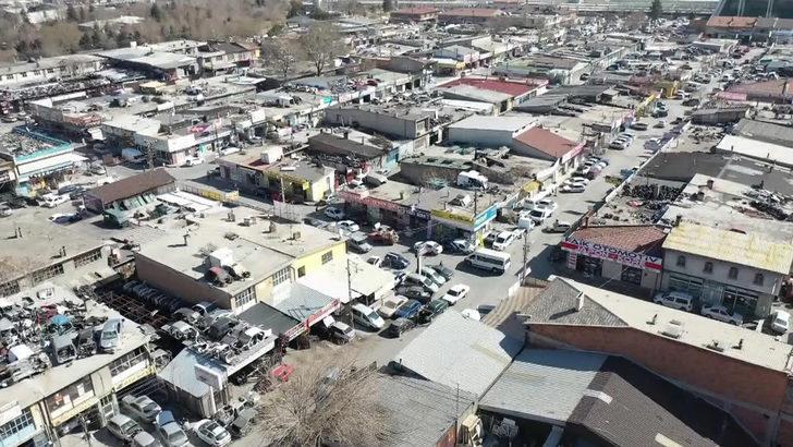 Konya'nın çehresi sanayi dönüşümüyle değişecek