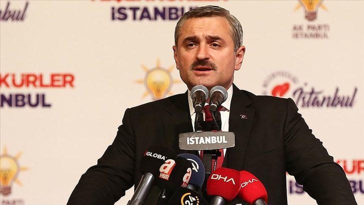AK Parti İstanbul İl Başkanı Bayram Şenocak kongrede aday olmayacağını açıkladı