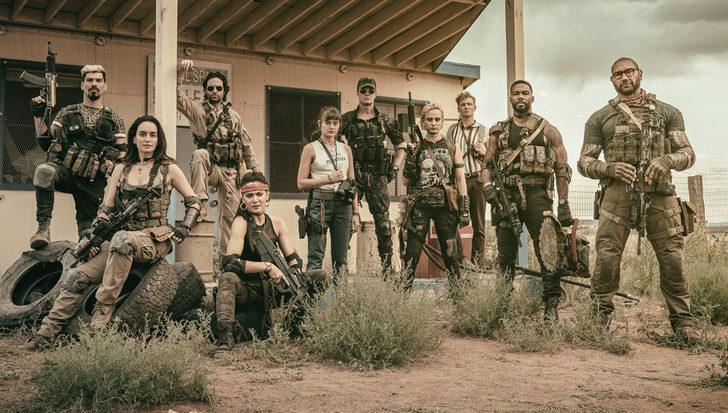 Zack Snyder, merakla beklenen Army of the Dead'in yayın tarihini duyurdu