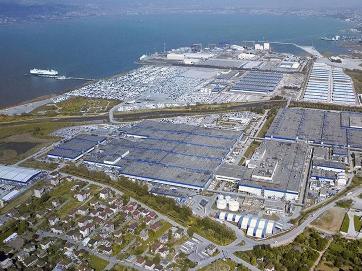 Ford Otosan mikroçip tedarik sorunu nedeniyle üretim durduruyor