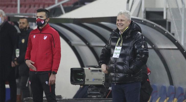 Marius Sumudica: Bu maçı unutup Sivas maçına iyi hazırlanacağız