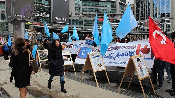 Son Dakika: Kanada, Çin'in Uygur Türklerine olan uygulamalarını 'soykırım' olarak tanıdı